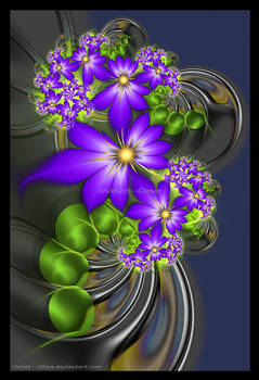 Gypsy Flower Seller