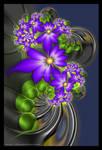 Gypsy Flower Seller by Velvet--Glove