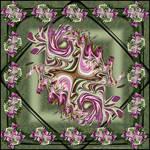 Impressions of a Victorian Rose Garden by Velvet--Glove