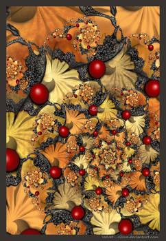 Autumn Leaf Vortex