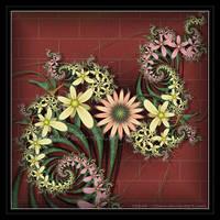 Wallflowers by Velvet--Glove