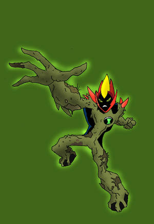 Ben 10 Alien Powers Part 3 by threstic2020 on DeviantArt