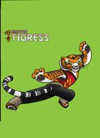 Master Tigress by alorix