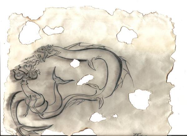Kraken vs Leviathan - alorix's Sta.sh