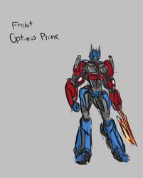 Female Optimus Prime