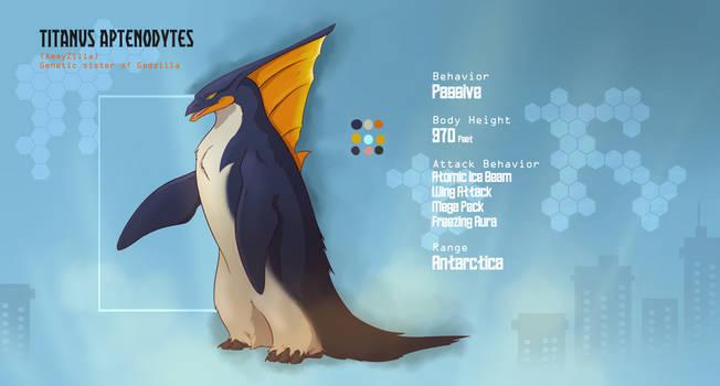 Titan Classification: Aptenodytes