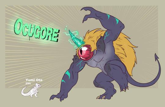 Kaijune Day 1: The Brute!