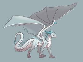 Commission: Dragoness