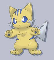 Fakemon Miau by MeowNi
