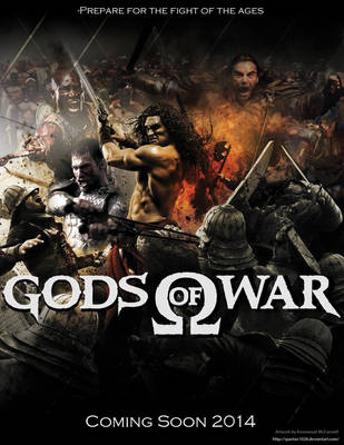 Gods of War by Spartan1028