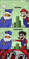 Dolan meets Mario