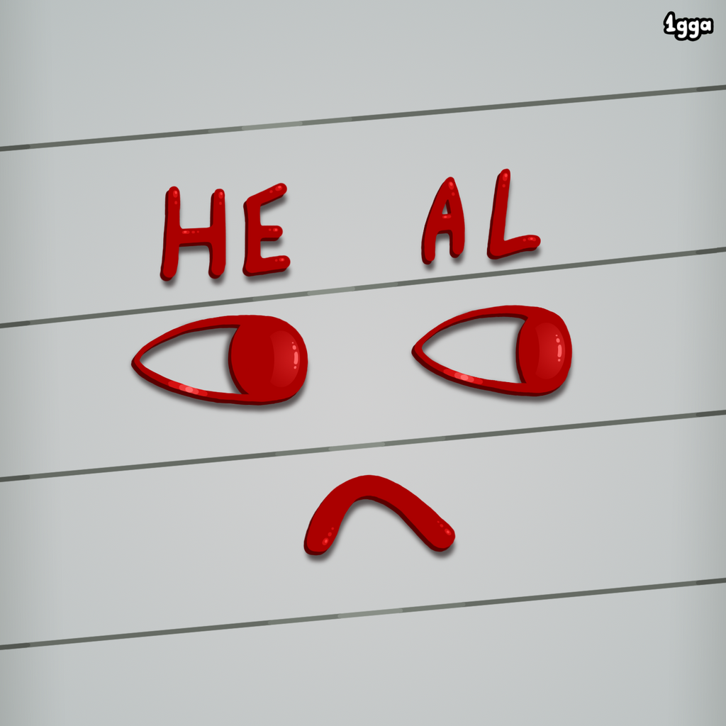 Heal Logo by 1gga
