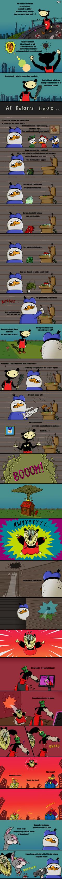 Mega Morky by 1gga