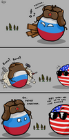 Lonely Russiaball