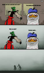 Dolan Nowhere by 1gga
