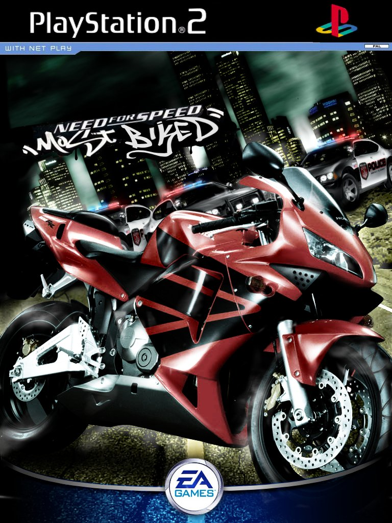 NFS Most Biked by r-fl