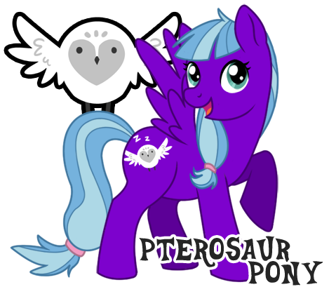 PterosaurPony's Profile Picture