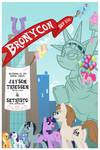 BroNYCon Poster