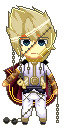 Pixelart The Clockmaker by Naikoh