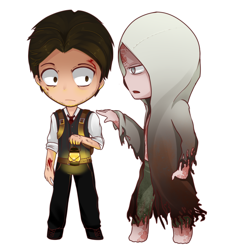 Are you ok? - The Evil Within by Naikoh