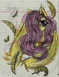 .:Fluttershy:. by Karin999