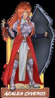 [ToD] Azalea Cyveros by Karin999