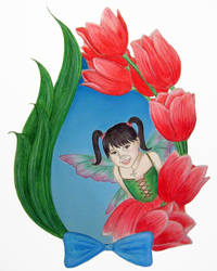 Hailey Fairy by HappyRaincloud