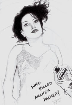 Who Killed Amanda Palmer?