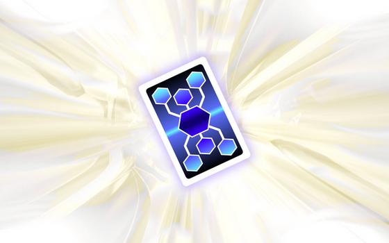 Sonic Shuffle Card - Wallpaper