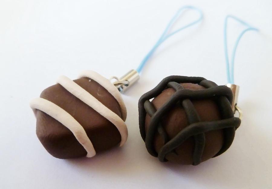 Chocolate Truffles by summerRhapsody
