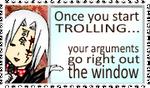 You be trollin'? :U