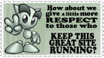 Respect for the dA staff plz?