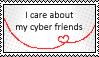 ':_Cyber friendship_:'