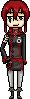 Gift: Eri pixel by ChikitaWolf