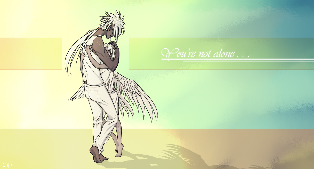 TSFE: You're Not Alone by ChikitaWolf