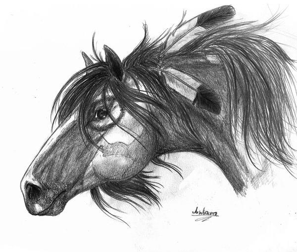 Indiana Horse by Antarija