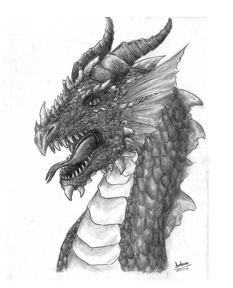 Red Dragon by Antarija
