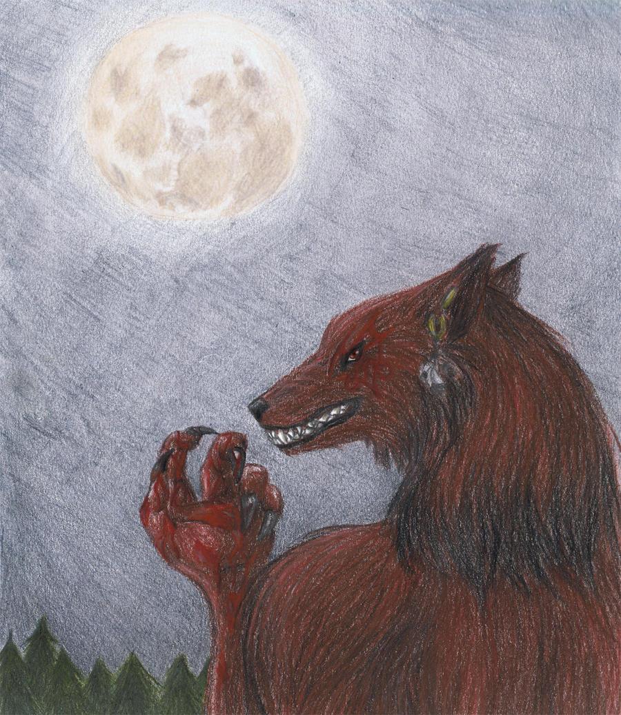 Werewolf by Antarija