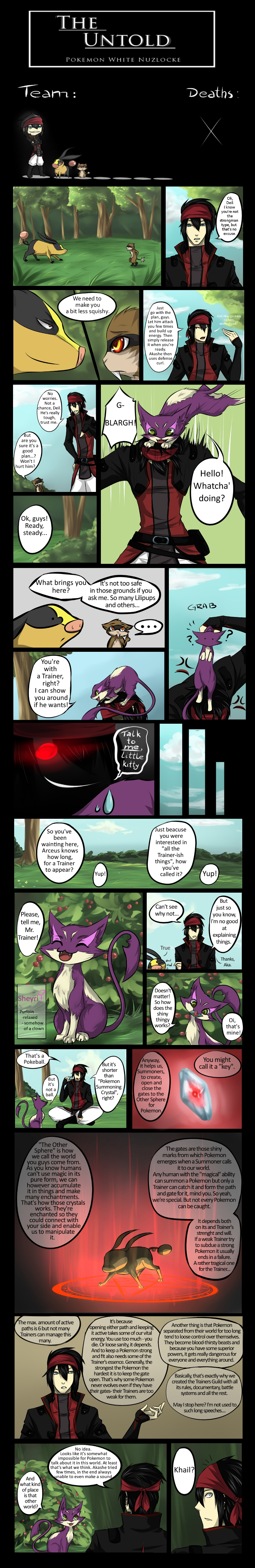 The Untold - part 4 by Antarija