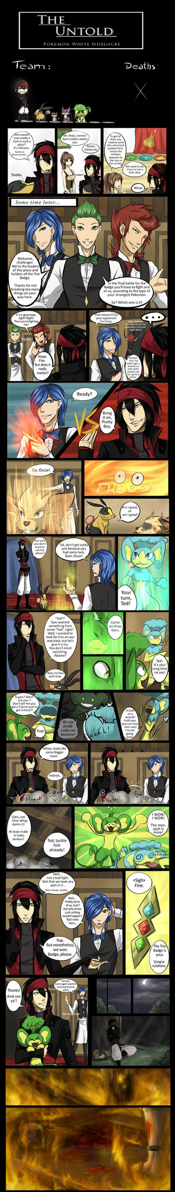 The Untold - part 7 by Antarija