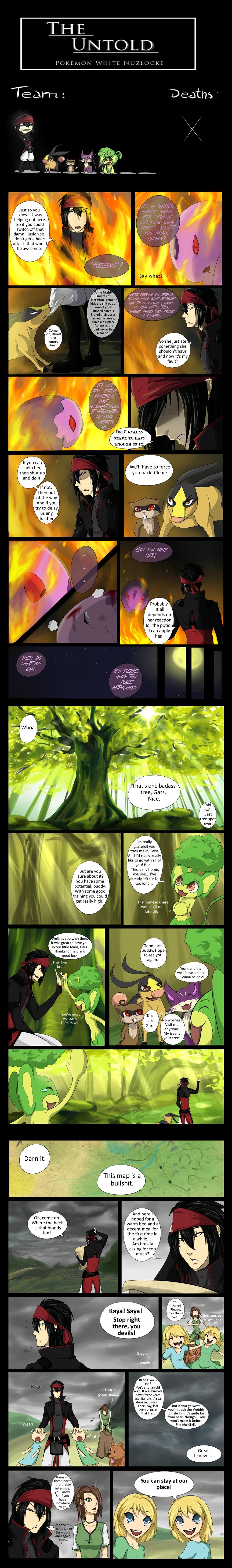 The Untold - part 10 by Antarija