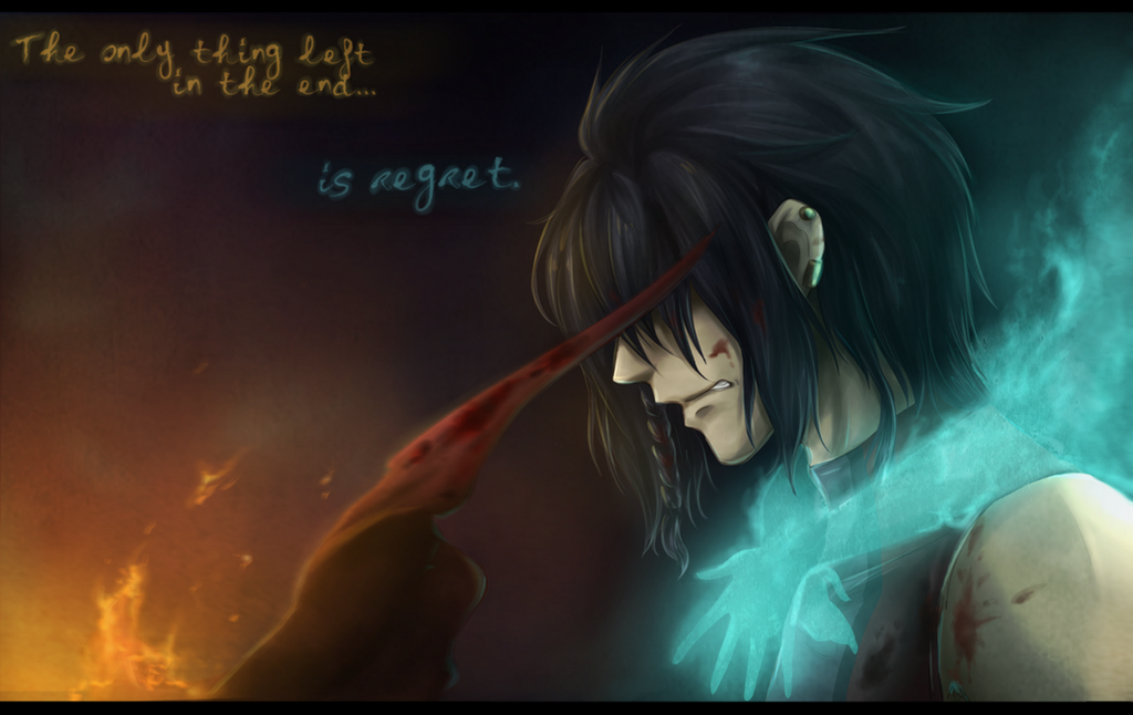Regrets by Antarija