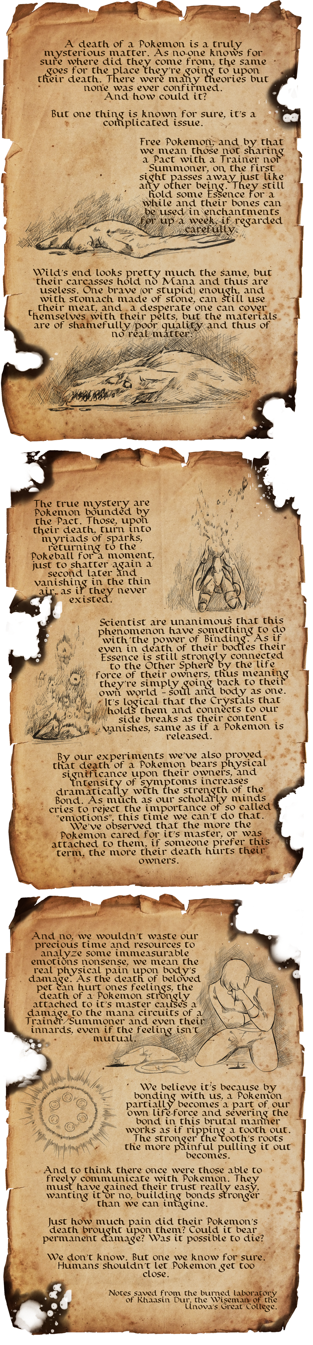 The Untold: Lore - Death by Antarija