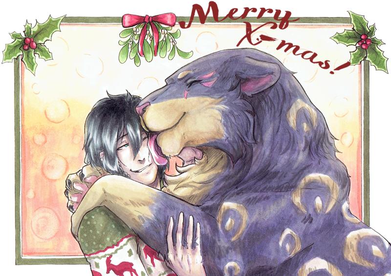 Merry X-mas! by Antarija