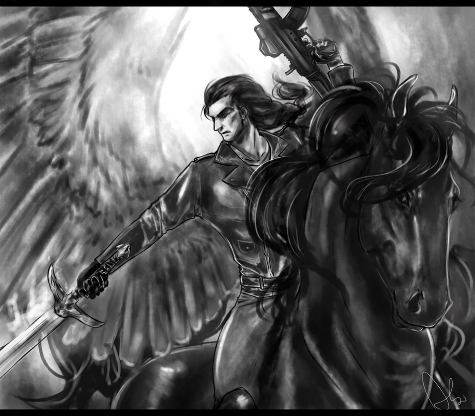 Daimon Frey by Antarija