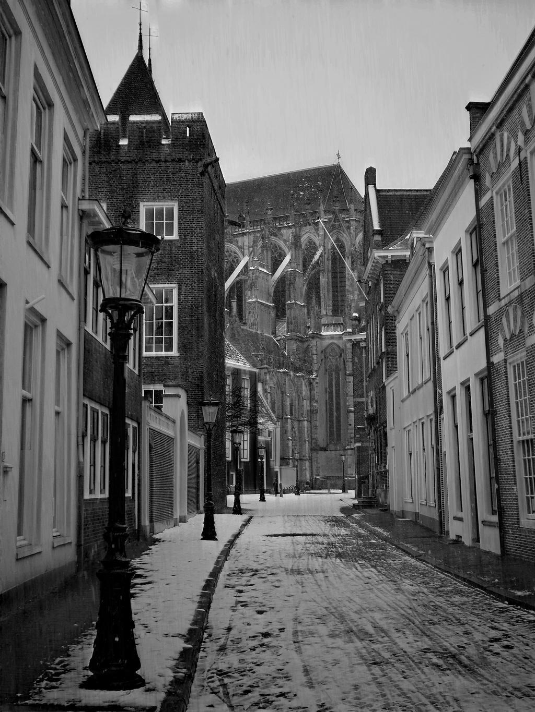 Empty Street By Gobete