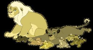 lion family auction closed