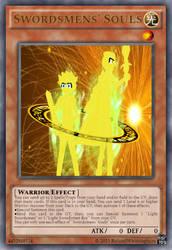 [Fan Made] Yugioh Card Swordsmens' Souls by rolandwhittingham