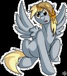 Pancake Head by StormBlaze-Pegasus