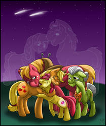 So Proud of You by StormBlaze-Pegasus